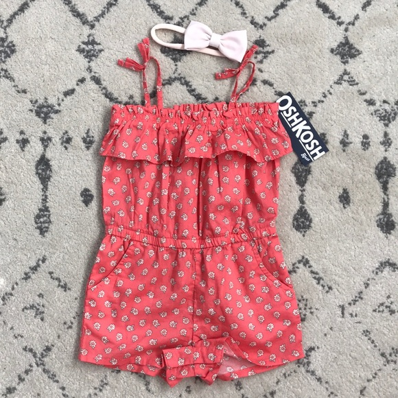 Romper and Bow